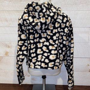 wild fable Tops - NEW Wild Fable Hooded Sherpa Sweater